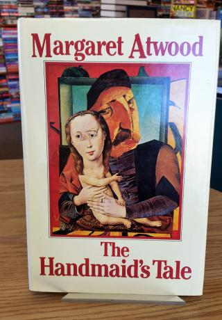 Front cover of Margaret Atwood's The Handmaid's Tale