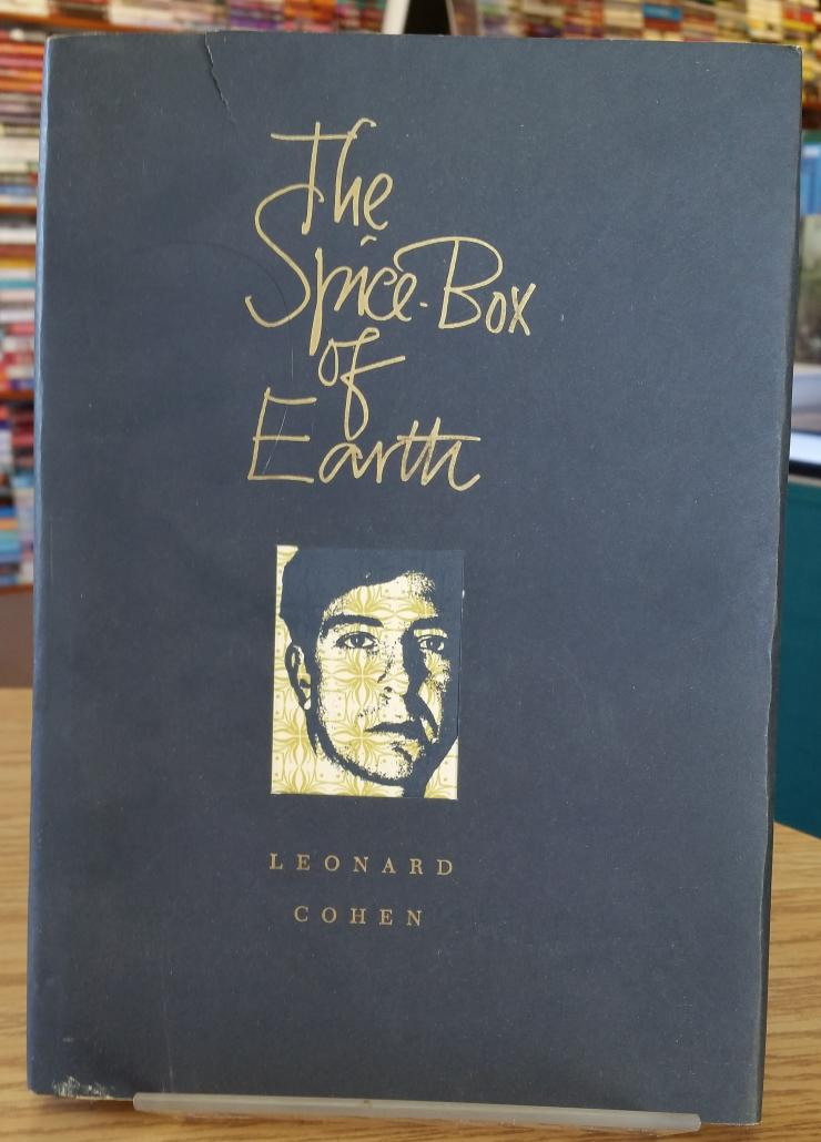 Front cover of Leonard Cohen's The Spice-Box of Earth
