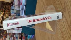 Spine of Atwood's The Handmaid's Tale